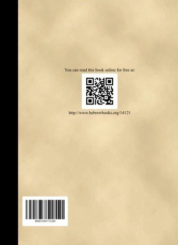 Sefer HaKsav veHakabalah - Volume 1 por Yaakov Tzvi miKolenberg