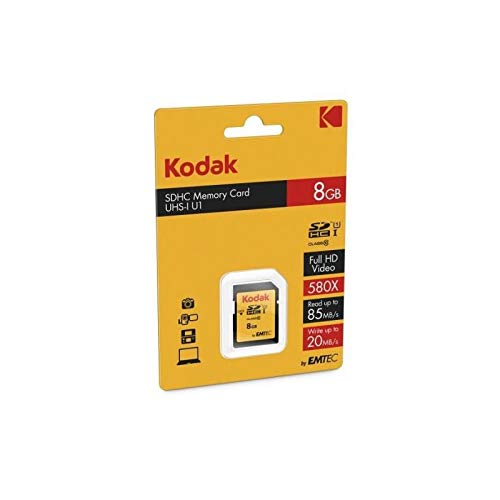 Kodak - Speicherkarten