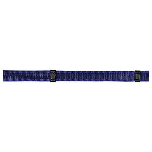 Waldhausen X-Line Anti-Slip-Zügel, blau, Pony