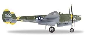 Herpa 580229U.S. Army Air Forces Lockheed P de 38j Lightning Miniatura Vehículo