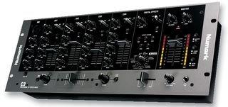 Supreme-Optimised NUMARK - C3FX - DJ MIXER, RACKMOUNT, 5 CHANNEL +FX - Pack of 1 --