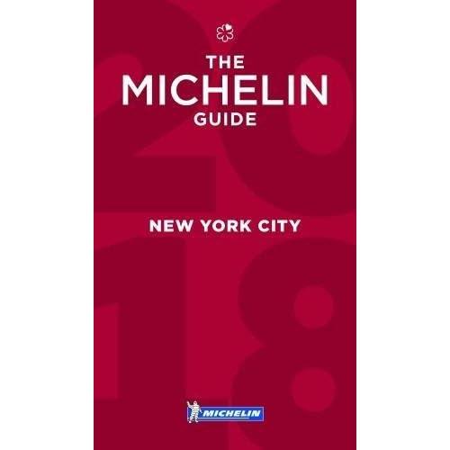 Guide Michelin New York 2018