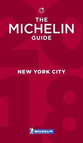 Guide Michelin New York 2018 par Michelin