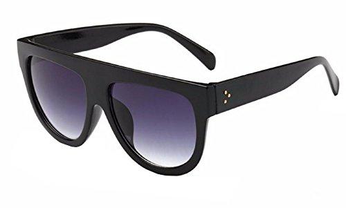 Inception pro infinite (nero) occhiali da sole - donna - unisex - quadrati - polarizzati uv400 -