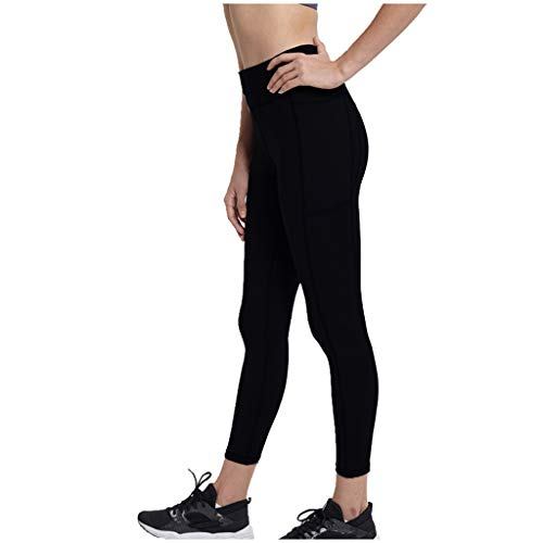Qiuday Yogahosen für Fitness Sporthose Hose,Damen Jogginghose mit Quick-Dry-Funktion, Mehrere Farbkombinationen Zur Wahl, Elastisch und Trageangenehm, Modische Sporthose Sportstrumpfhose