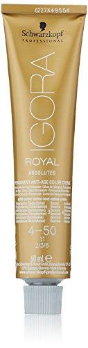 Schwarzkopf Igora Royal Absolutes 4-50 Coloration 60 ml