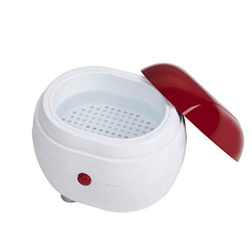 beIilan Tragbare Ultraschall-Schmuck-Washing-Reinigungs-Maschine Haushalt Lenses Uhren Zahnersatz Waschmaschine Reiniger - Ultraschall-reinigung-maschine