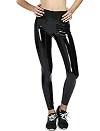 Amazon.fr   Legging Cuir Sexy   Vêtements 6323ccb73266