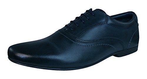Bild von Base London Galactic Herren-Leder-Schuhe