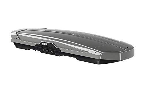 Thule 629500 Dachboxen Motion XT Alpine Titan Glänzend, Grau, 450 L