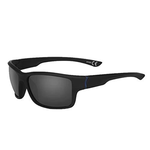 Aploa Sportbrillen Reiten Sonnenbrillen Mode für Männer Frauen Sport Sonnenbrillen, Polarisierte Herren Sonnenbrille Polarisierte Outdoor Sportbrille UV400 Schutz Fahren Sonnenbrille (D)