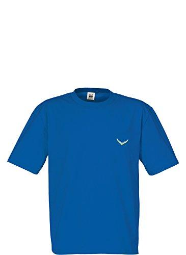 Trigema Mädchen T-Shirt 239202 royal-C2C