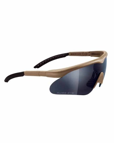 Schutzbrille Swiss Eye® Raptor Coyote [Misc.] -