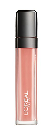 L'Oréal Make Up Designer Paris Infallible Gloss Gloss Labbra, 101 Girl On Top