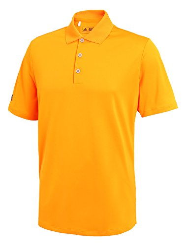 adidas Herren Performance Polo Poloshirt orange