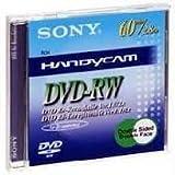 sony dvd-rw 60 min 2.8gb