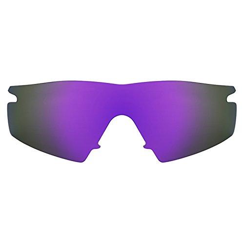 Revant Schutzglas für Oakley M Frame Strike Plasma Lila MirrorShield®