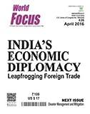 India's Economic Diplomacy Leapfrogging Foreign Trade