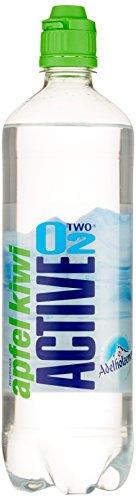 Active O2 Apfel Kiwi, 8er Pack (8 x 750 ml)