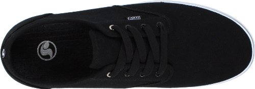 DVS Shoes D/S/ RICO CT SP3, Sneaker uomo Nero (Schwarz (Black Canvas Blkc))