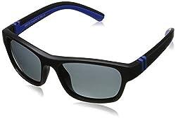 DUCO Kinder Sonnenbrille Polarisierte Sportbrille für Jungen und Mädchen Für Alter 5-12