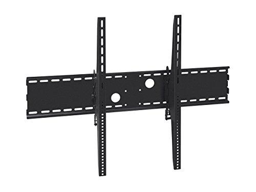 Monoprice stabile Serie extra breit neigbare Wandhalterung für Extra Große 152,4-254cm tv39; S Max 220Lbs UL Zertifiziert Flush-mount-lcd-tv