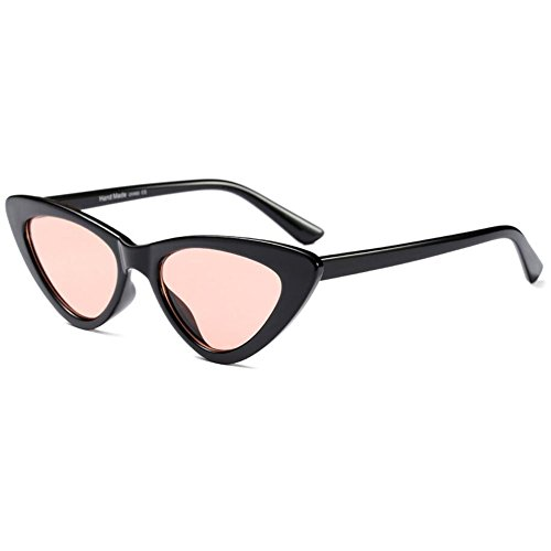 Fulision Fashion Mod Chic Super Cat Eye Dreieck Sonnenbrille Frauen Vintage Retro Brillen