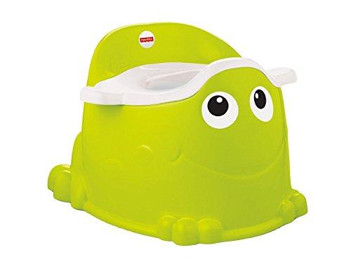 Fisher - Price CHM29 Baby Gear Frosch Töpfchen CHM29