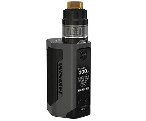 Wismec Reuleaux RX2 20700 E Zigaretten-Starter-Kit TC 200W Mod Box 2 ml Tank, kein Nikotin Keine Flüssigkeit