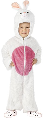 Imagen de smiffy's  disfraz de conejito para niña, talla s 3  5 años  30805
