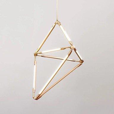 Histone Lampe suspension 40w, caractéristique de peinture traditionnelle ,classique pour mini style bois ,bambou salon ,chambre ,salle à