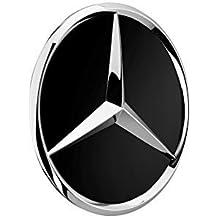 4x Original Mercedes-Benz Radkappen Emblem Radzierblende