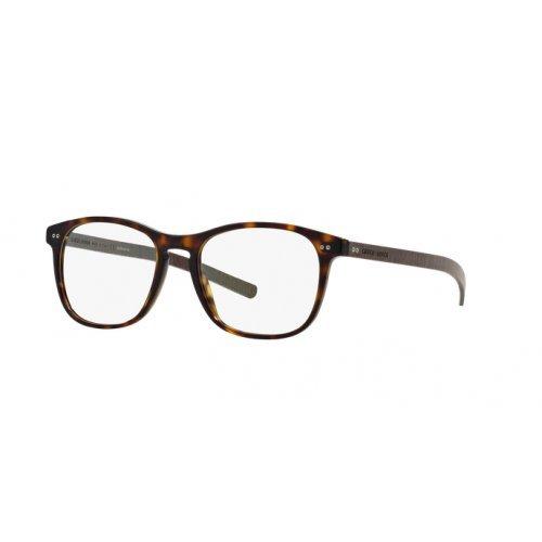 Ray-Ban Herren 0AR7080 Brillengestelle, Mehrfarbig (Havana), 51.0