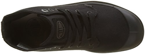 Palladium Pampa Hi Mono Chrome, Baskets Hautes Mixte Adulte Noir (Black 315)