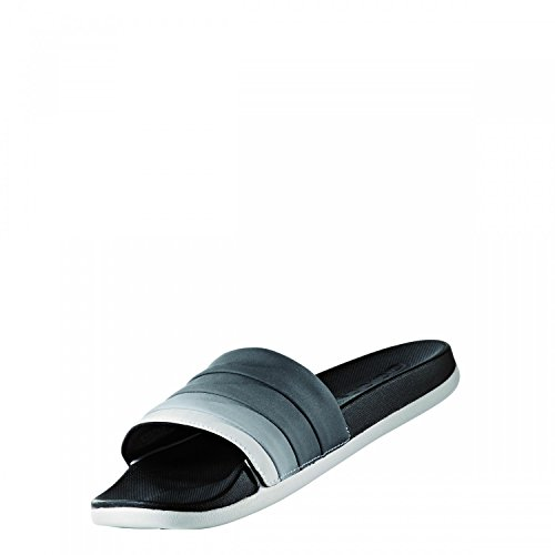 adidas Adilette Cf Armad W, Tongs Femme Rouge (Negbas/oxmete/ftwbla)