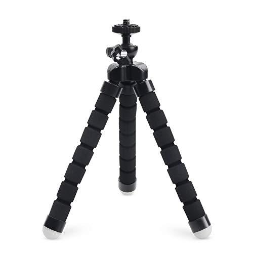 APEMAN Flexibel Stativ Kamera Leichtes Dreibeinstativ Reise Ständer Actionkamera A66, A60, A70, A80 und Smartphones