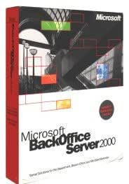 MS Back Office 2000 5cal Retail (PC)