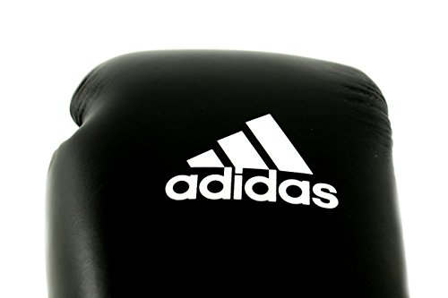 adidas Boxhandschuhe Speed 50, Schwarz, 12, ADISBG50 - 5
