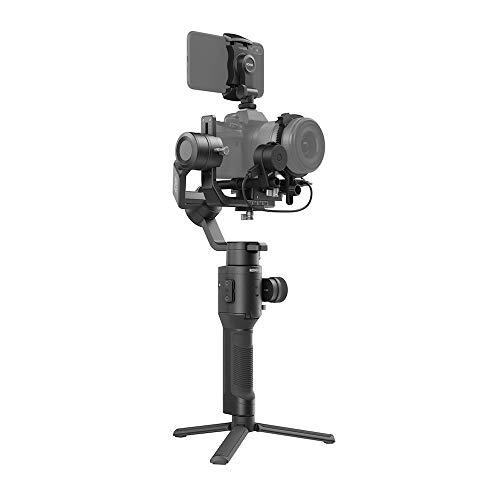 Oferta de DJI Ronin-SC Pro Combo Gimbal - Kit con Estabilizador portátil Profesional de 3 Ejes, Cables de Control, Soporte, para cámara sin Espejo, Compatible con Sony/Nikon/Canon/Panasonic/Fujifilm
