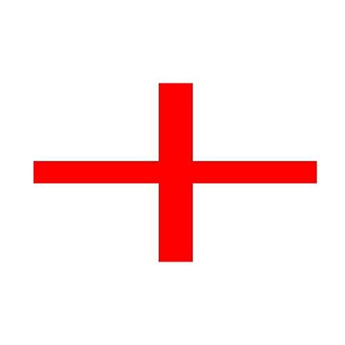 Taffstyle® Fanartikel Fussball Weltmeisterschaft WM & EM Europameisterschaft 2016 Länder Flagge Fahne 150cm x 90 cm mit Metallösen - England