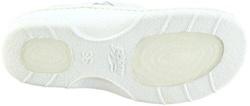 Florett Unisex-Erwachsene Clogs Weiß (weiß/70)