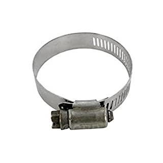 American Granby 67281 3.17 cm - 5.71 cm Stainless Steel Hose Clamp 67281