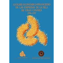 Análisis económico-financiero de las empresas de la isla de Gran Canaria 1996-1997 (Monografía)