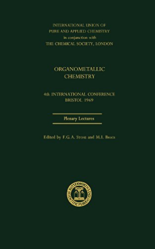 Organometallic Chemistry: Plenary Lectures Presented at the Fourth International Conference on Organometallic Chemistry (IUPAC Publications) (English Edition)