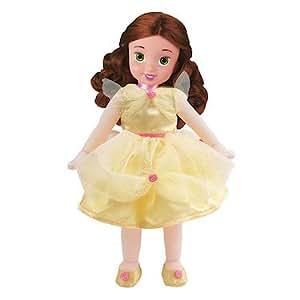 Zapf – Disney Princess – Poupée de Chiffon Belle – Hauteur 29cm