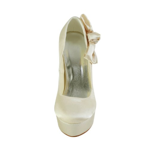 Jia Jia Wedding 2013 chaussures de mariée mariage Escarpins pour femme Sekt