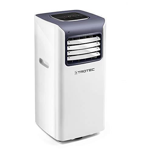 TROTEC Lokales mobiles Klimagerät PAC 2010 S mit 2,0 kW / 7.000 Btu (EEK:A) 3-in-1-Klimagerät