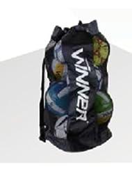 WINNER eau polo à sac de transport net noir