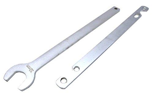 32mm Fan Kupplung Mutter Schlüssel Wasser Pumpe Halterung entfernen Tool Kit Visco-Lüfter (Wasserpumpe Spanner)