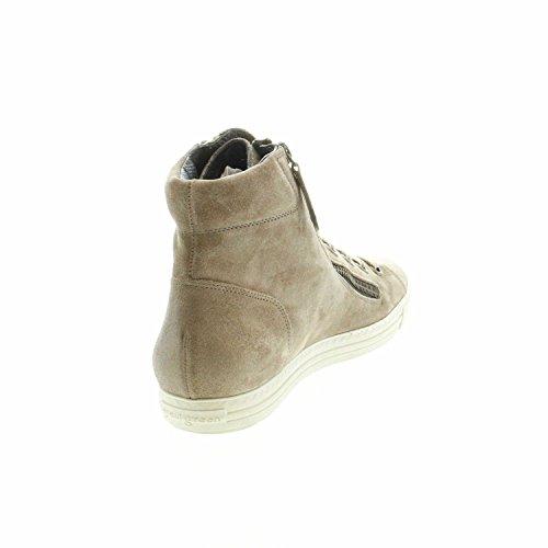 Paul Green 1230-208, Sneaker donna Beige